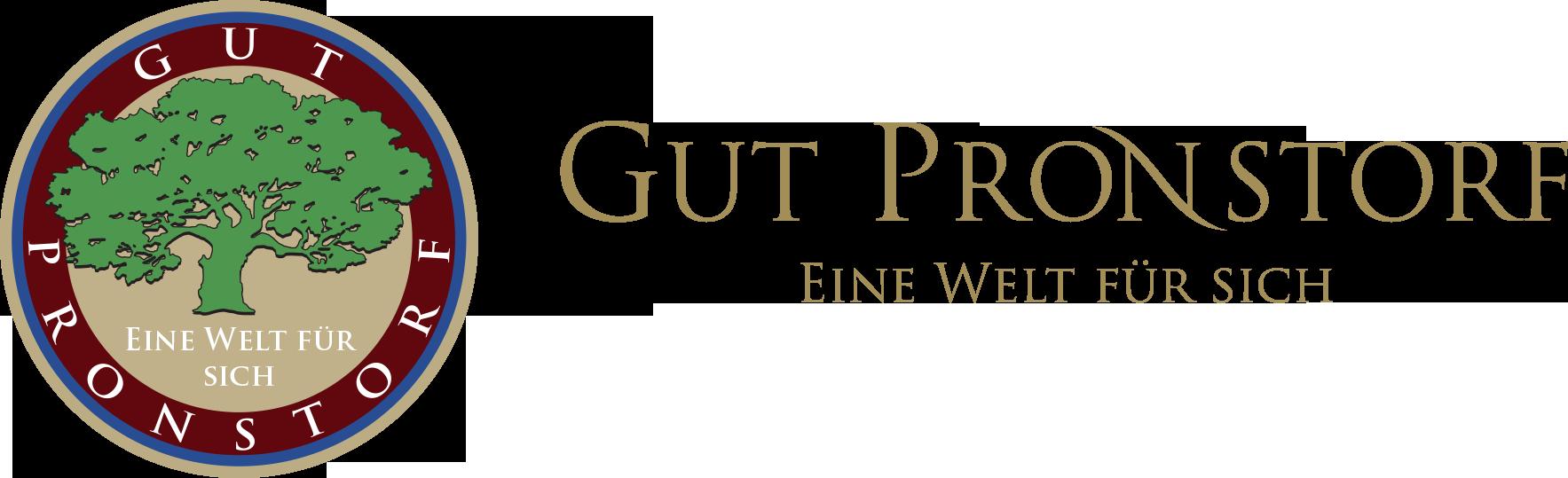 Gut Pronstorf Logo quer