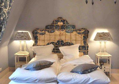 Borgstube Hotel Pronstorfer Torhaus - Doppelbett