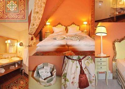 Fohlenwiese Hotel Pronstorfer Torhaus - Kollage