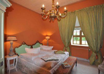 Heuboden Hotel Pronstorfer Torhaus - Betten