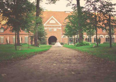 Hochzeit Gut Pronstorf ©Beck
