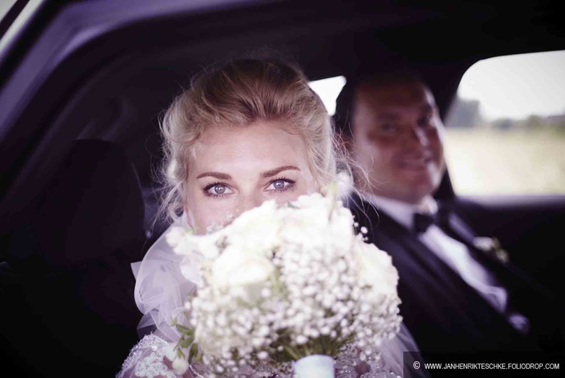 Hochzeit Gut Pronstorf - Brautpaar ©Depner