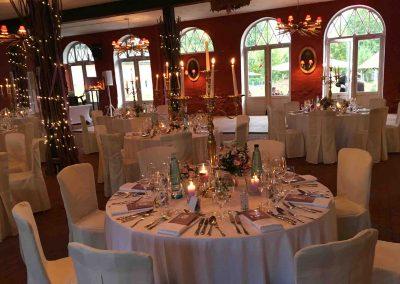 Hochzeit Gut Pronstorf - Feier