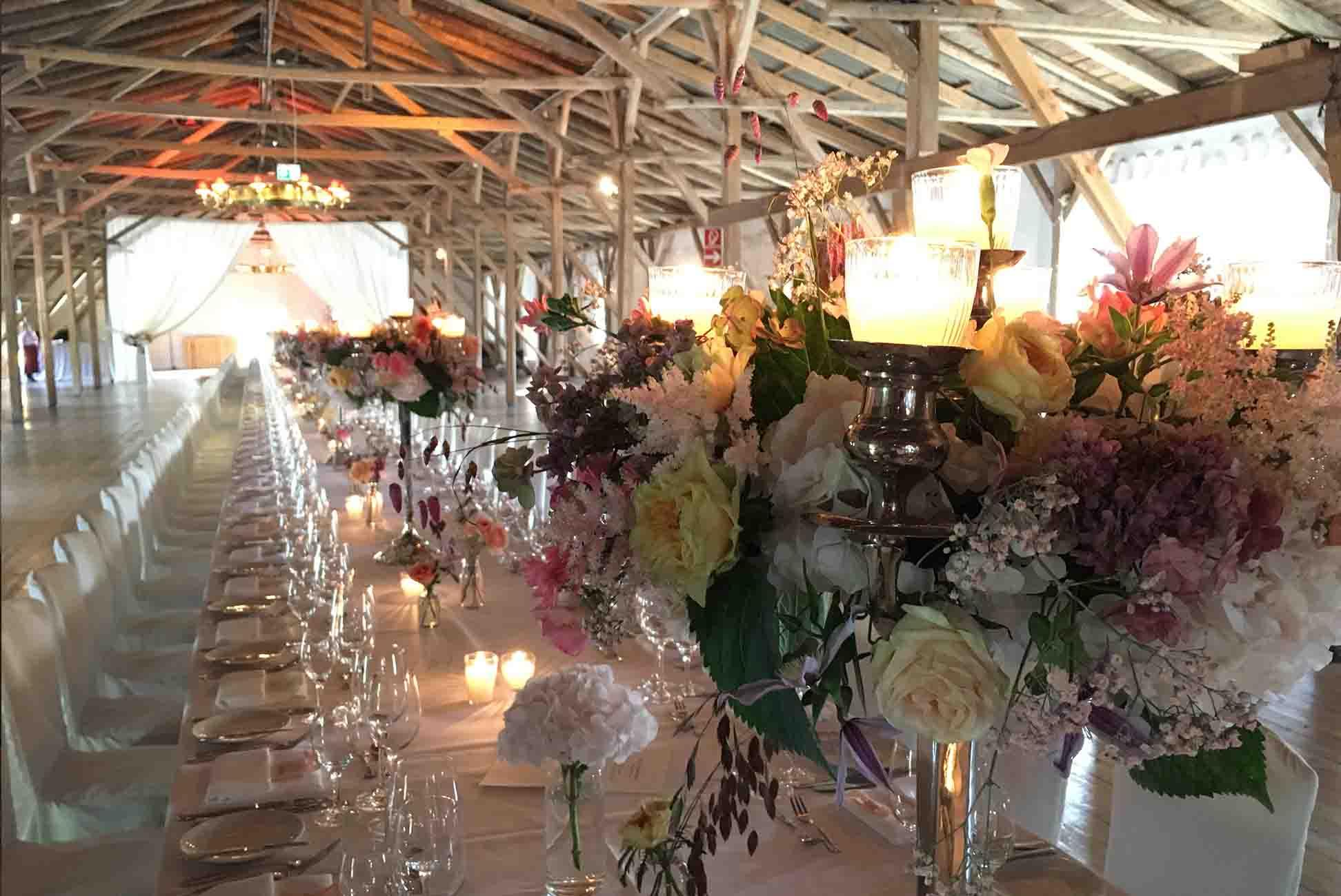 Hochzeit Gut Pronstorf - Hochzeitsfeier 3