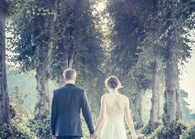 Hochzeit Gut Pronstorf - Paar ©Schreiber