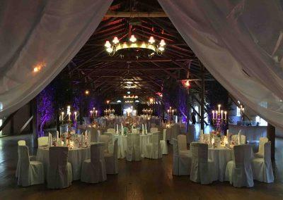 Hochzeit Gut Pronstorf - Saal