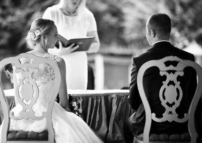 Hochzeit Gut Pronstorf - Standesamtliche Hochzeit ©D u.T