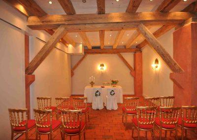 Hochzeit Gut Pronstorf - Standesamtliche Trauung 2