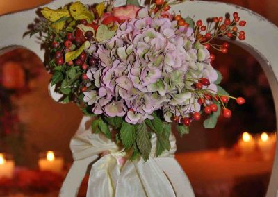 Hochzeit Gut Pronstorf - dekoration