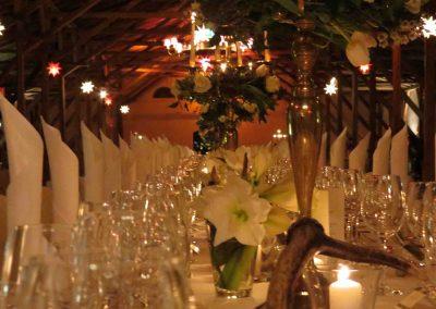 Hochzeit Gut Pronstorf - festlich
