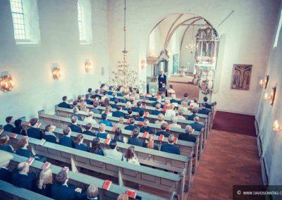 Kirchliche Trauung Gut Pronstorf ©Schreiber