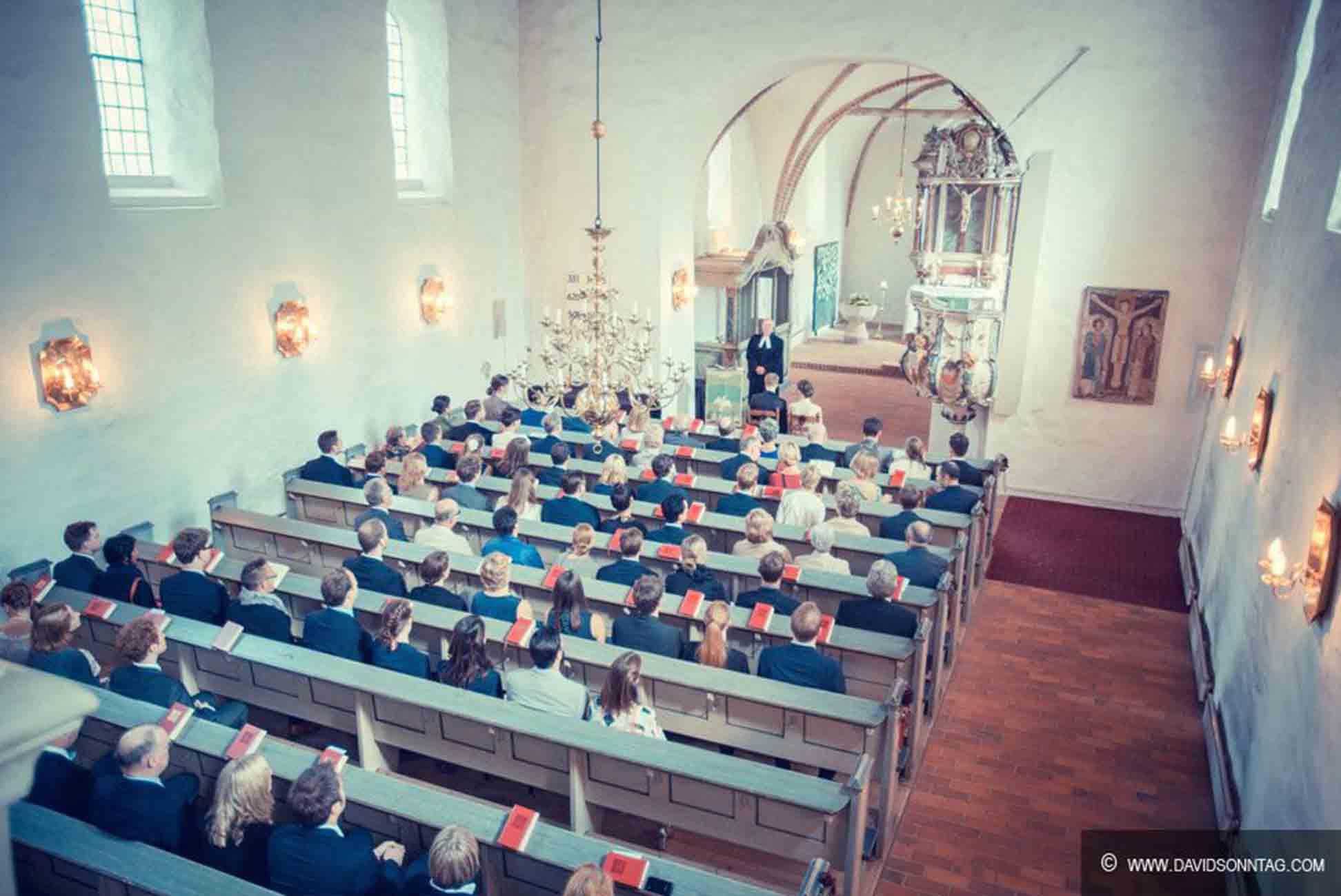 Kirchliche Trauungen auf Gut Pronstorf ©Schreiber
