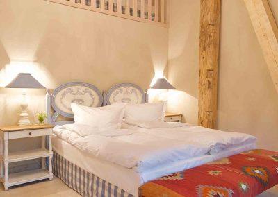 Kornblumenstube Hotel Pronstorfer Torhaus - Zimmer ©Sonja Bannick