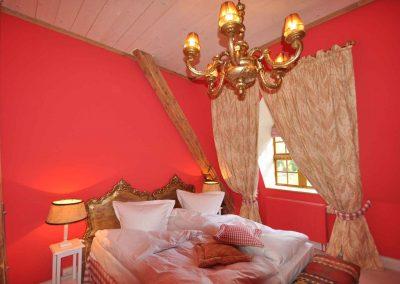 Kutscherstube Hotel Pronstorfer Torhaus - Doppelbett