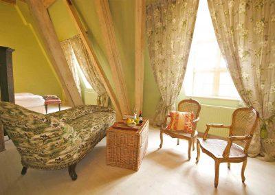 Pronstorfer Torhaus - Weidelgras Hotelzimmer ©Sonja Bannick