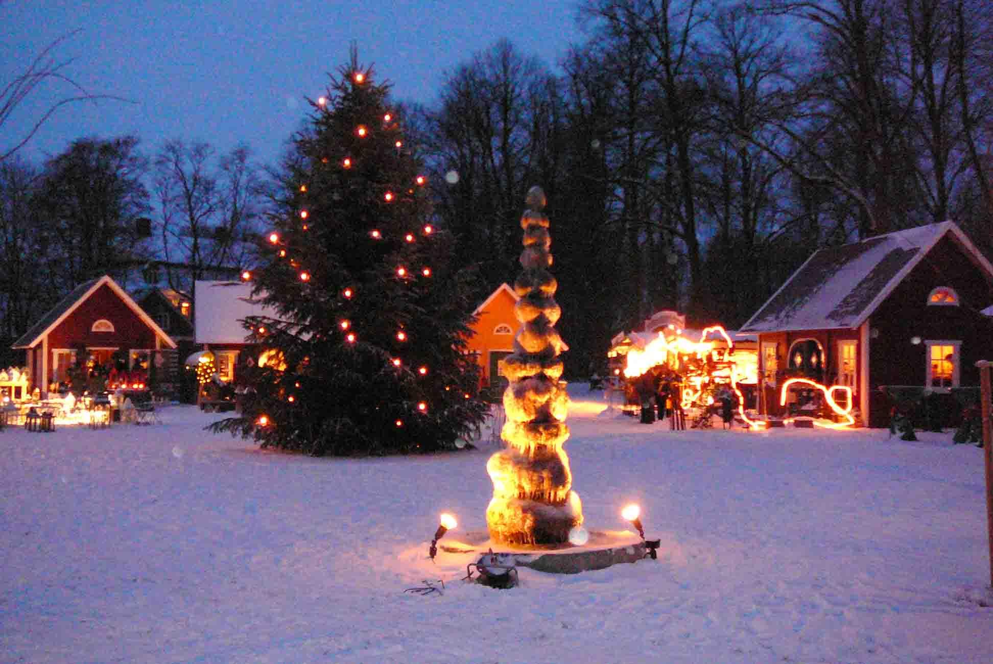 Pronstorfer Weihnacht Anlage