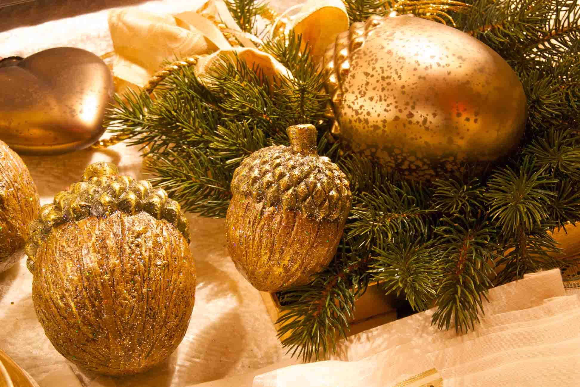 Pronstorfer Weihnacht Dekoration ©Sonja Bannick