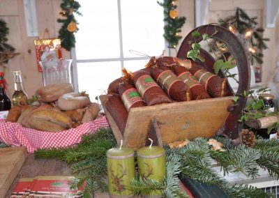 Pronstorfer Weihnacht Essen