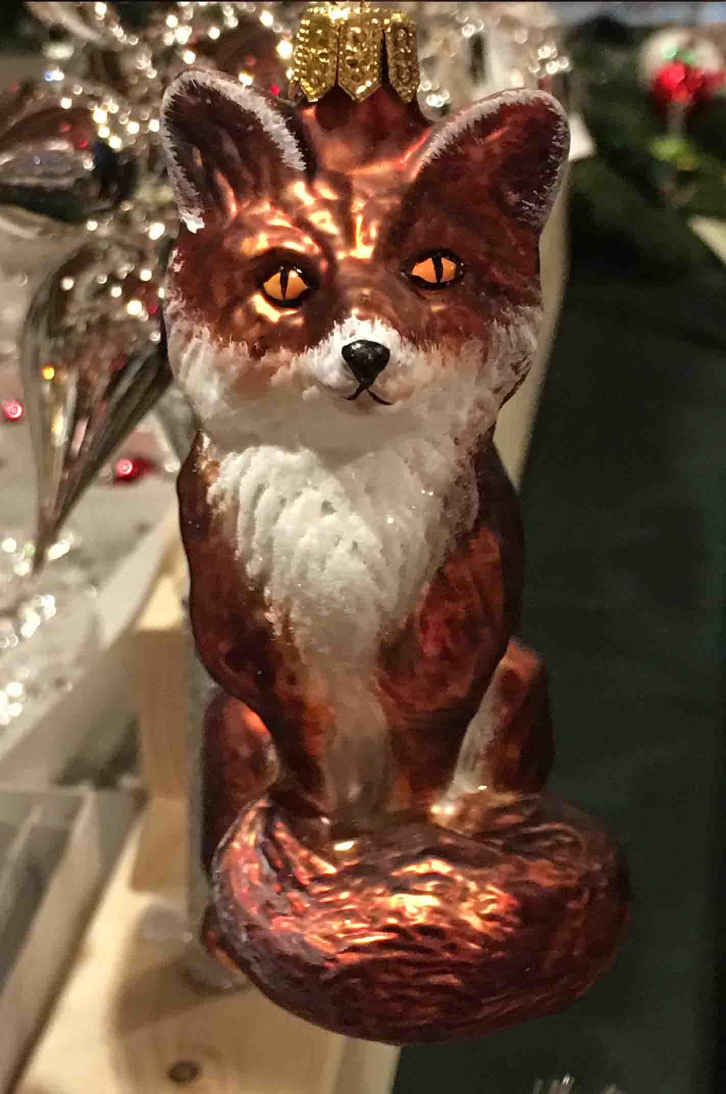 Pronstorfer Weihnacht Fuchs