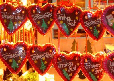 Pronstorfer Weihnacht Herzen