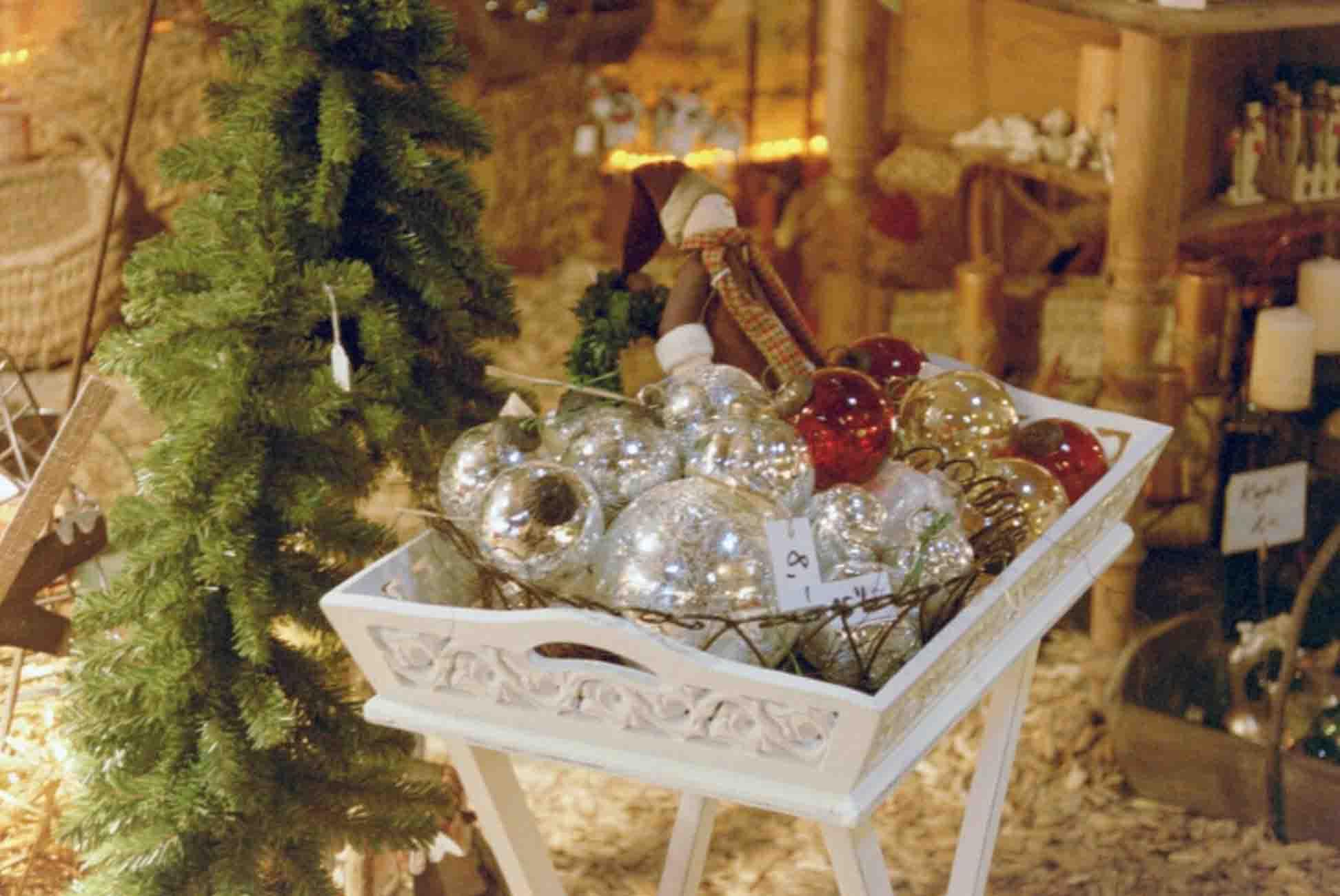 Pronstorfer Weihnacht Kugeln 2