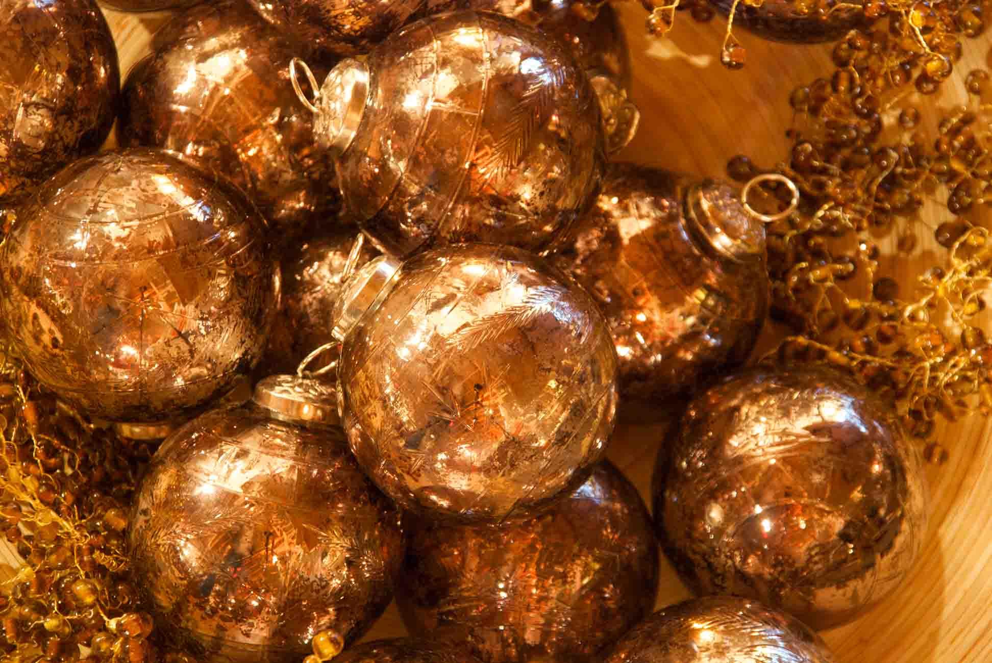 Pronstorfer Weihnacht Kugeln ©Sonja Bannick