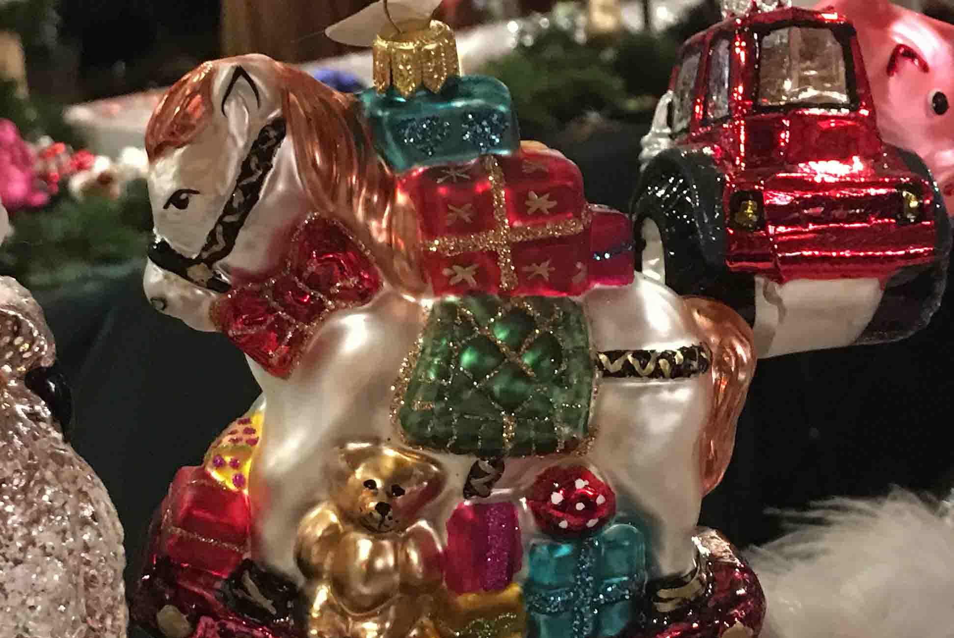 Pronstorfer Weihnacht Pferd