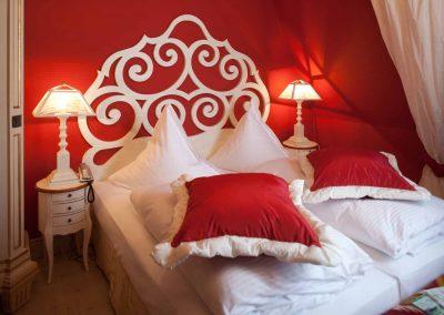 Schmiede Hotel Pronstorfer Torhaus - Bett 2