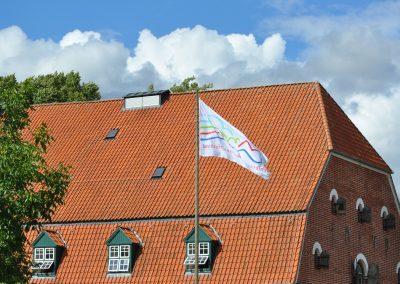 Schleswig-Holstein Musik Festival Pronstorf Fahne