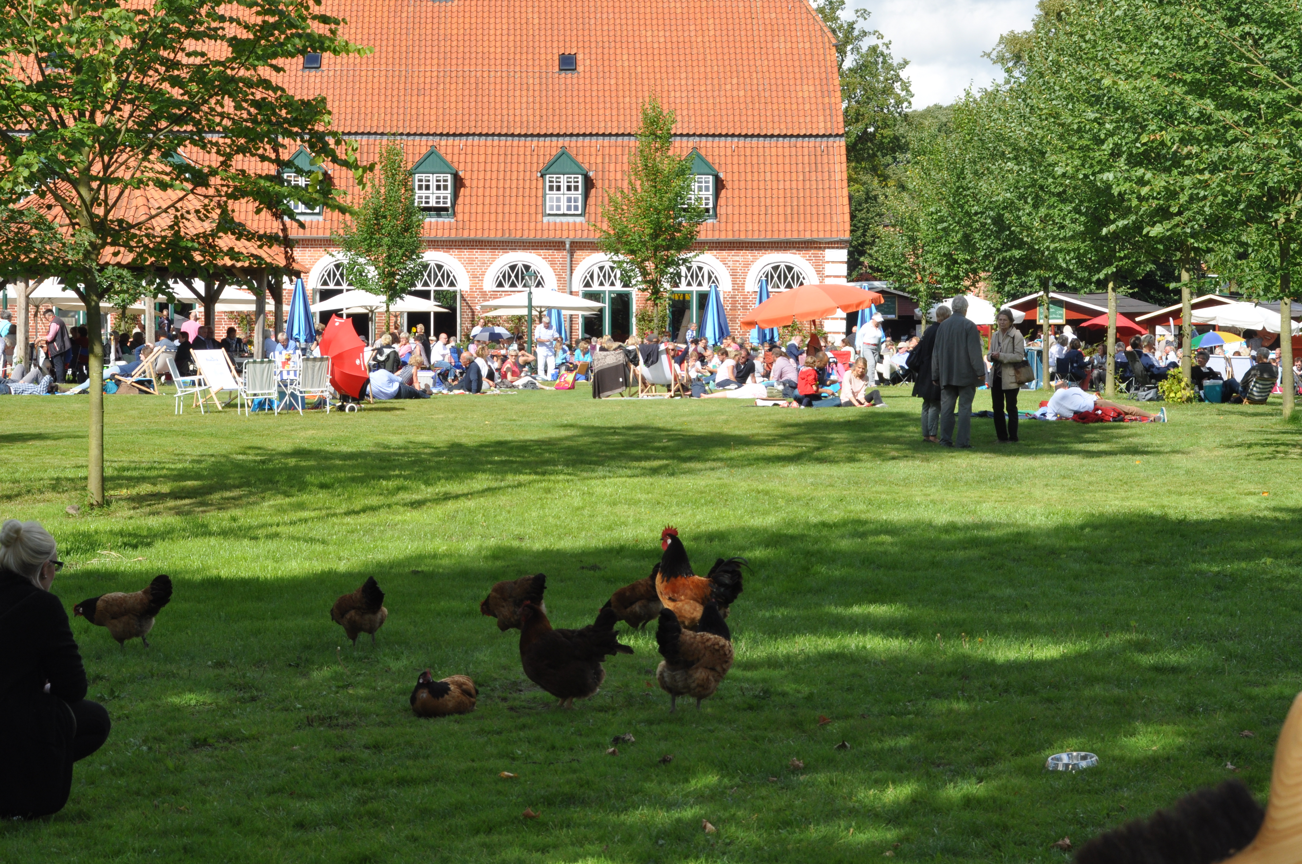 Schleswig-Holstein Musik Festival Pronstorf Musik