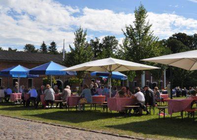 Schleswig-Holstein Musik Festival Pronstorf trinken
