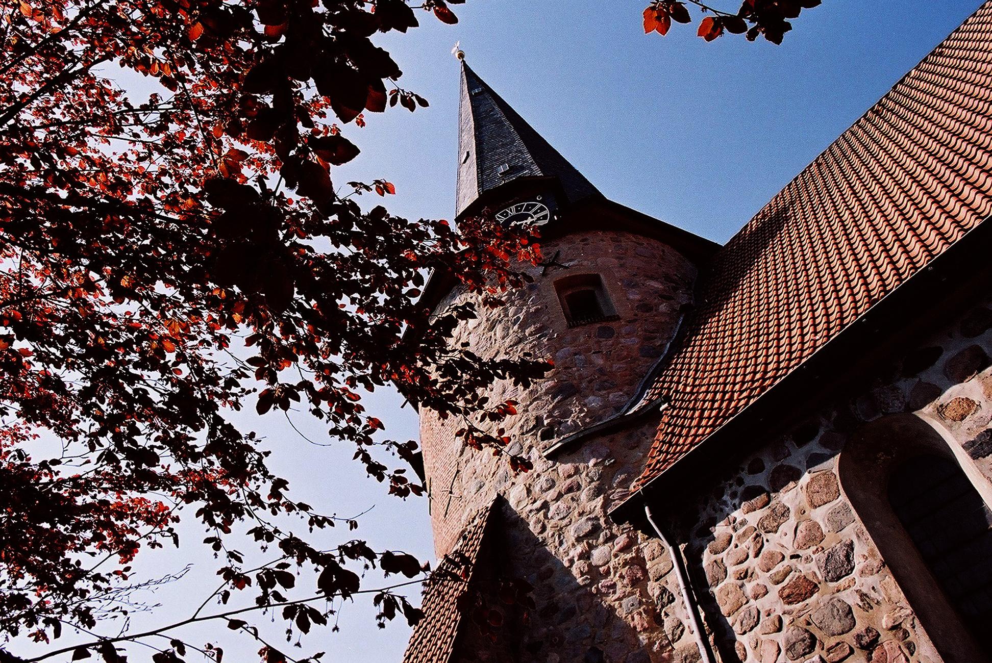 Pronstorf-Kirche