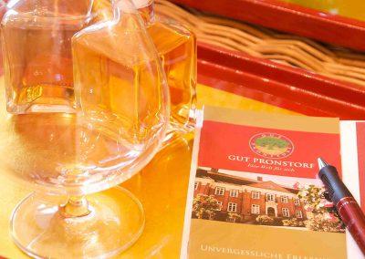 Sommerabend-Hotel-Pronstorfer-Torhaus-Getränke