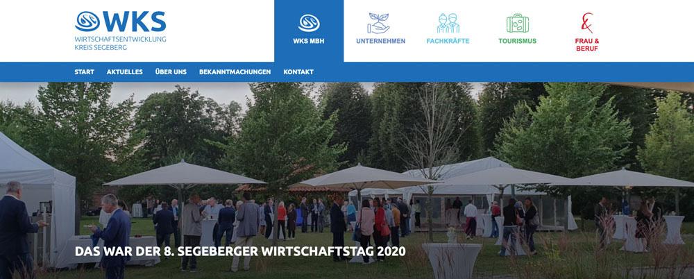 WKS Wirtschaftsentwicklung Bad Segeberg