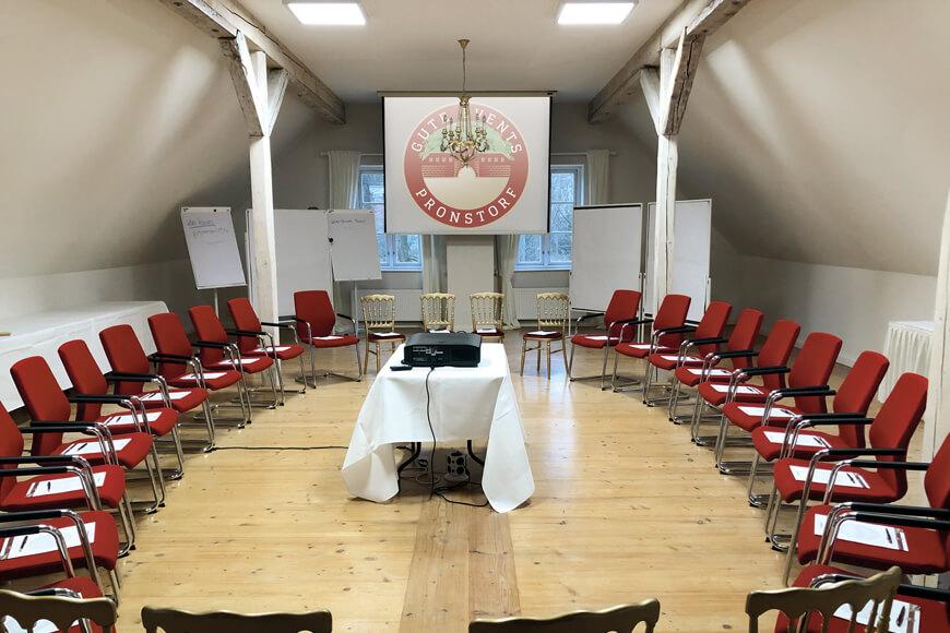 Tagungen - Hotel Gut Pronstorf