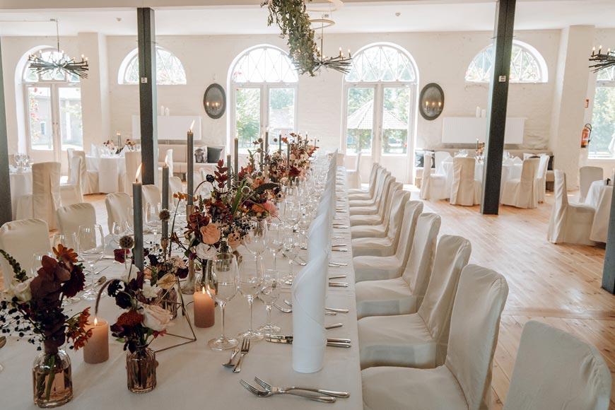 Hochzeit Location  -  Gut Pronstorf